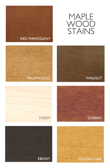 Maple Wood Stain Pdf Woodworking