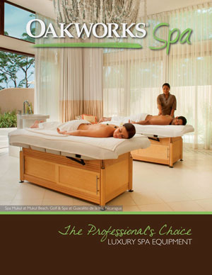 Oakworks Spa Equipment Catalog