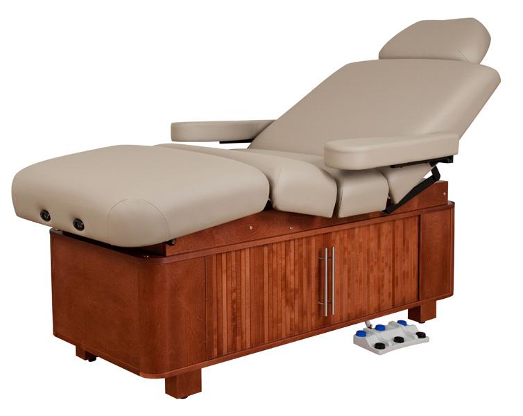 hydraulic massage table  2