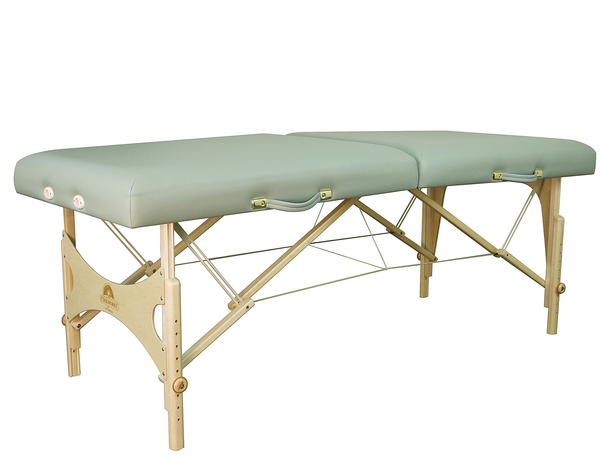 Portable Massage Table | Portable Treatment Table | Oakworks Nova