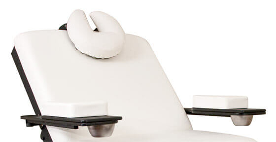 Spa Table Package-Adjustable Manicure Arm Rests