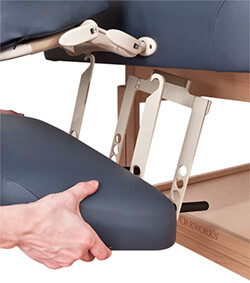 Lowered Arm Rest Shelf Bracket