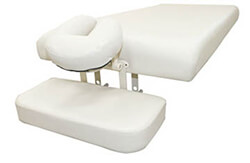 Stationary Lowered Arm Rest Shelf
